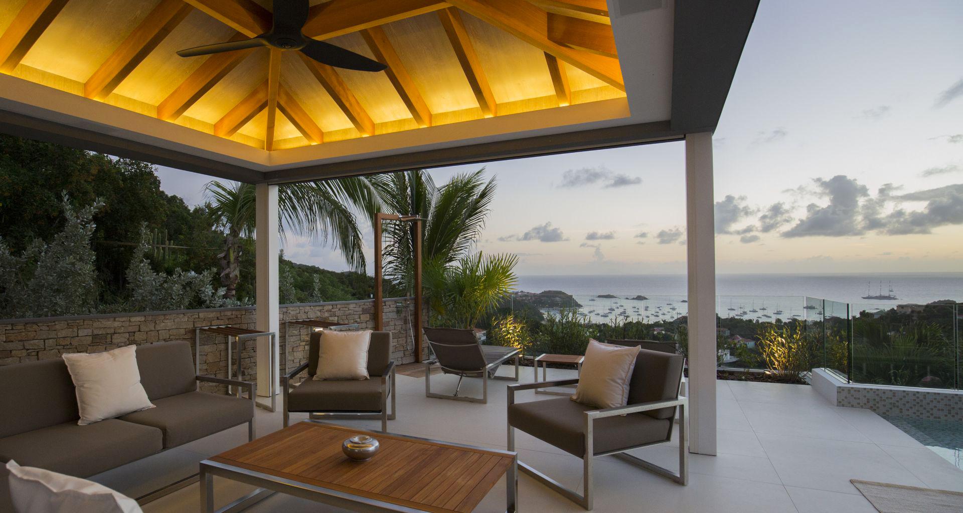 Villa Lao, St-Barts, Caribbean