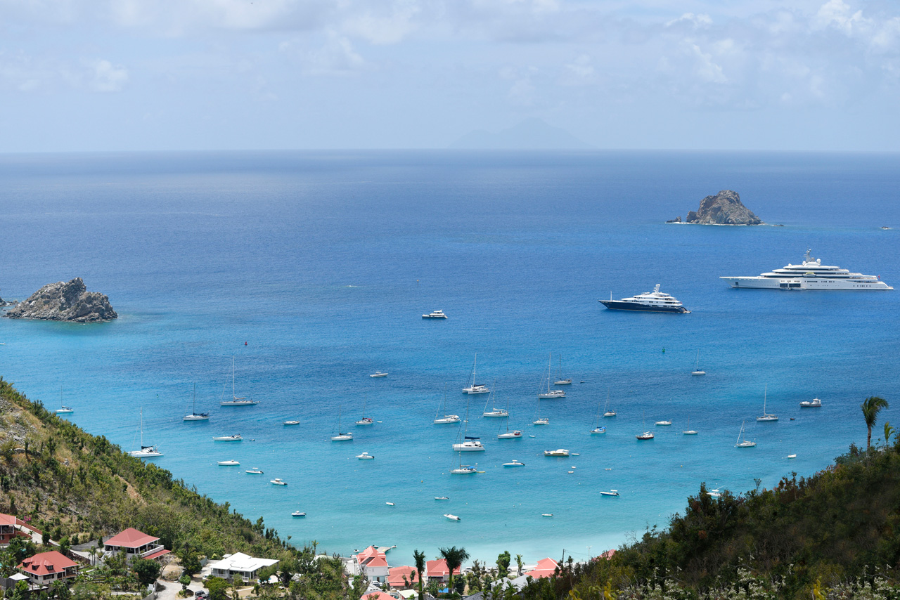 Cheval Blanc, St-Barts, Caraïbes