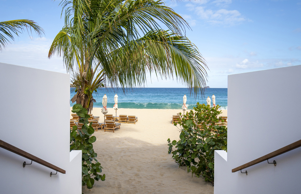 Cheval Blanc, St-Barts, Caraïbes