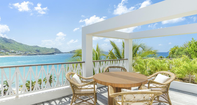 Cheval Blanc St-Barth, Caribbean Luxury Hotel, Ocean Suite, Casol