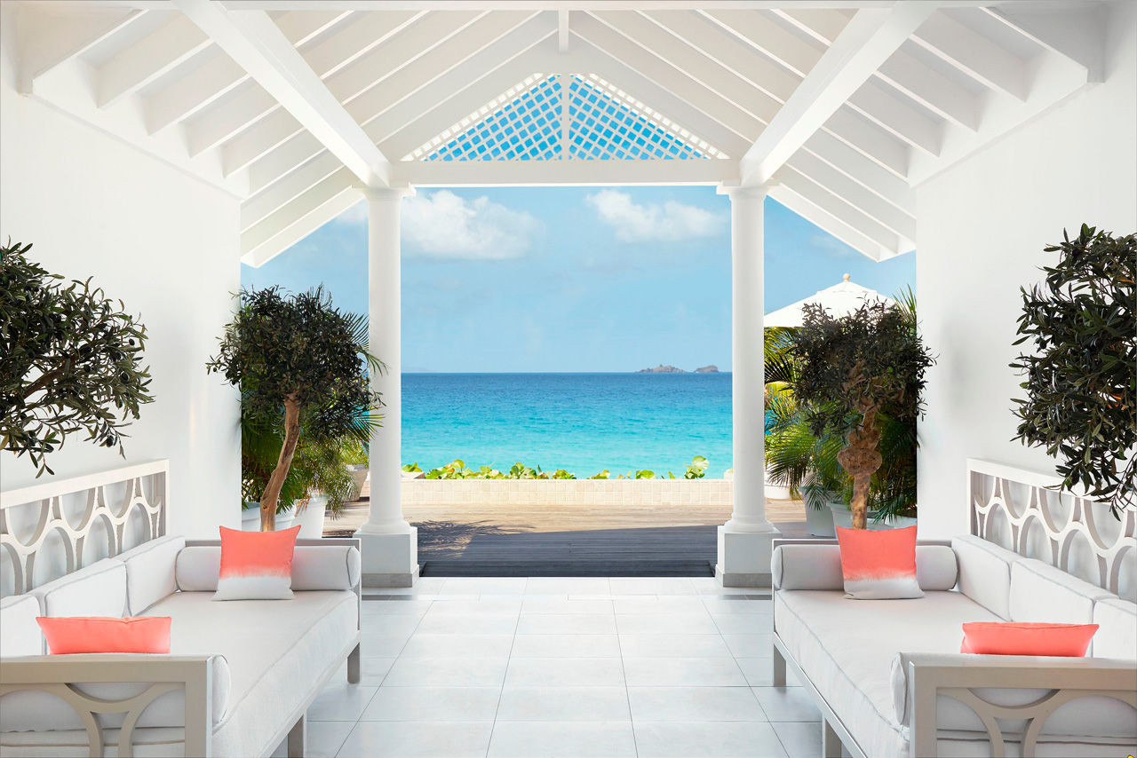Cheval Blanc, Saint-Barth