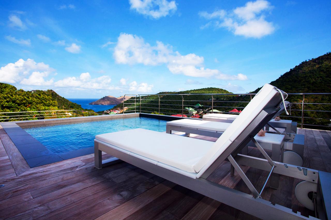Villa Eternity, St-Barts, Caribbean
