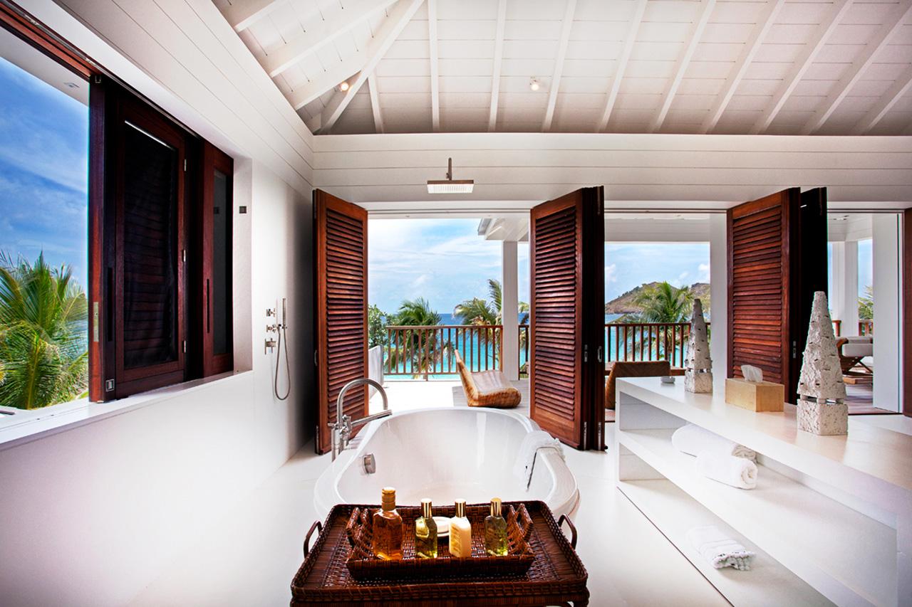 Luxury Villa Sand Club, St-Barts, Caribbean, Casol