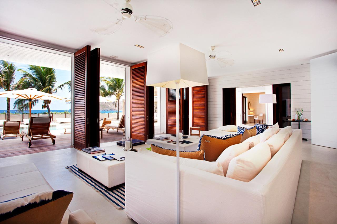 Villa Sand Club, Flamands Beach, St-Barts Villa Rental, Caribbean