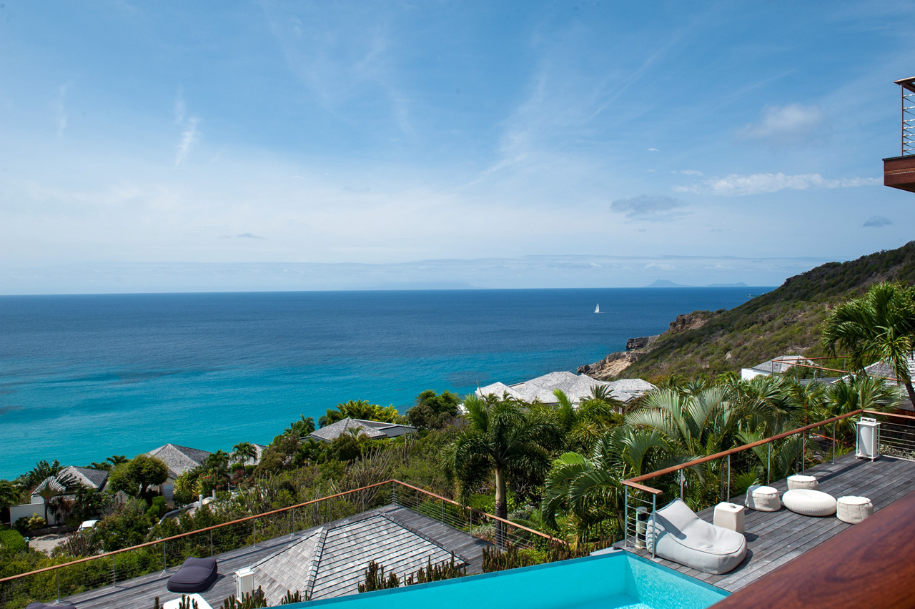 Villa Blue Dragon, St-Barth