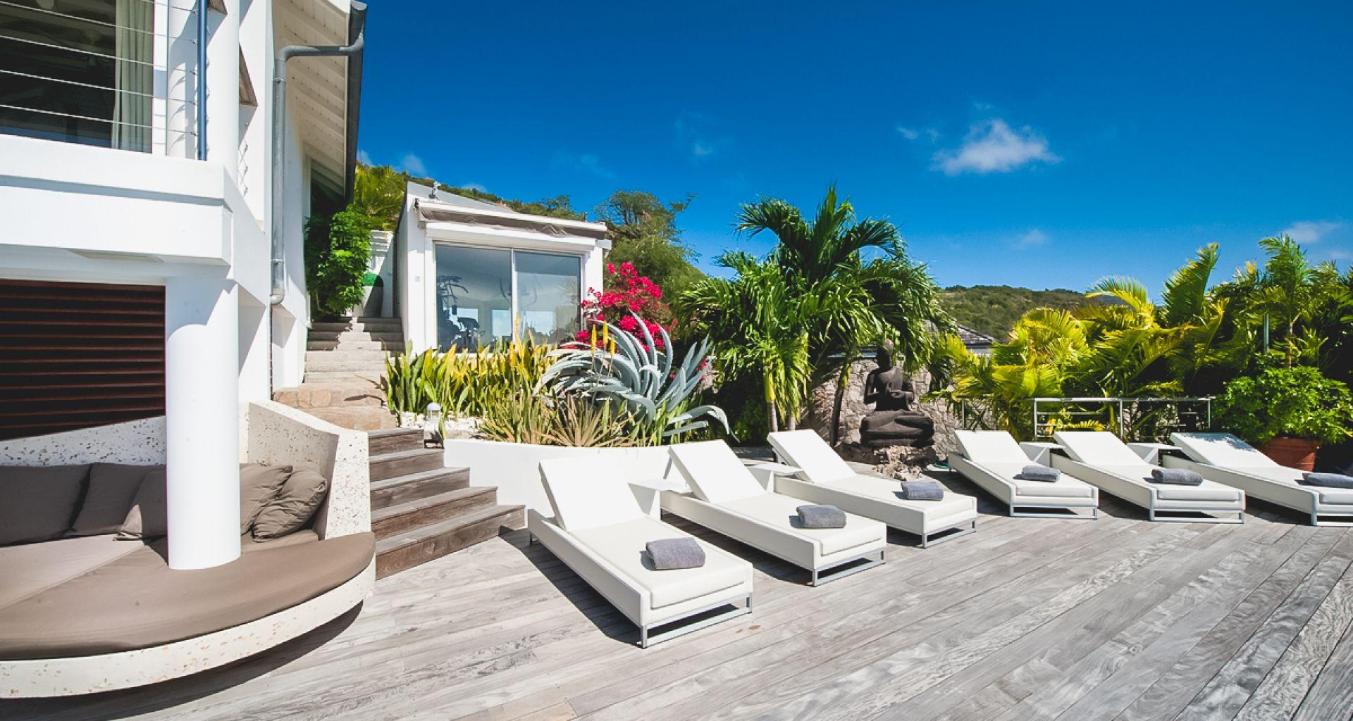 Villa Gouverneur Dream, St-Barts, Caribbean