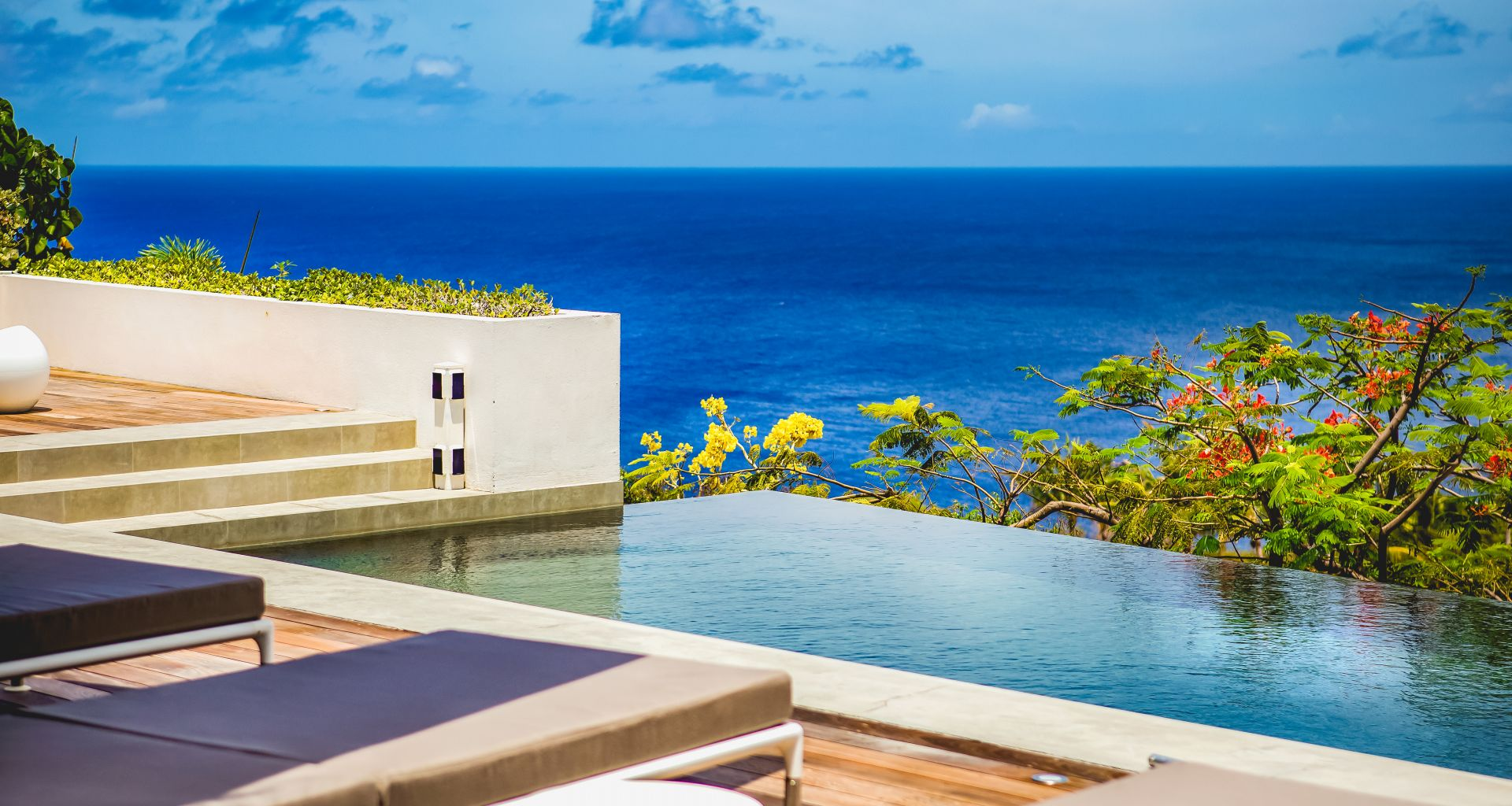 Villa palm springs st barts caribbean casol villas france for St barts in the caribbean