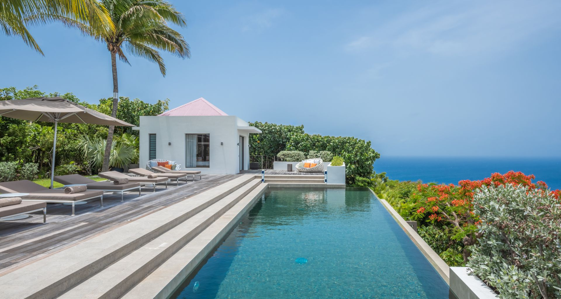 Villa Palm Springs, St-Barth