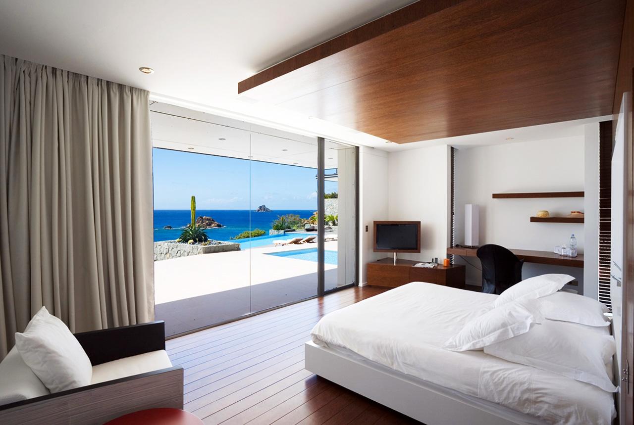 Villa Roxanne, St-Barts, Caribbean