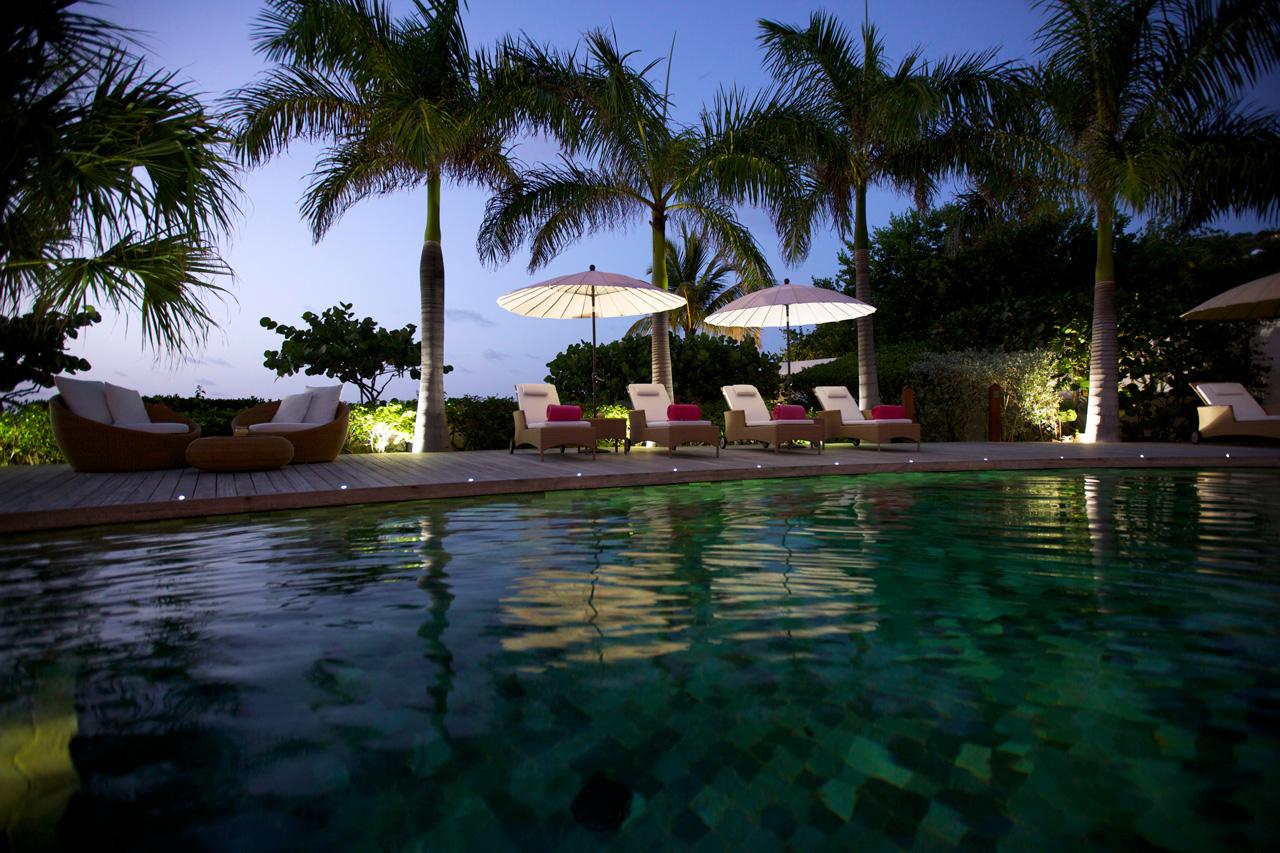 Villa La Plage, St-Barts, Caribbean