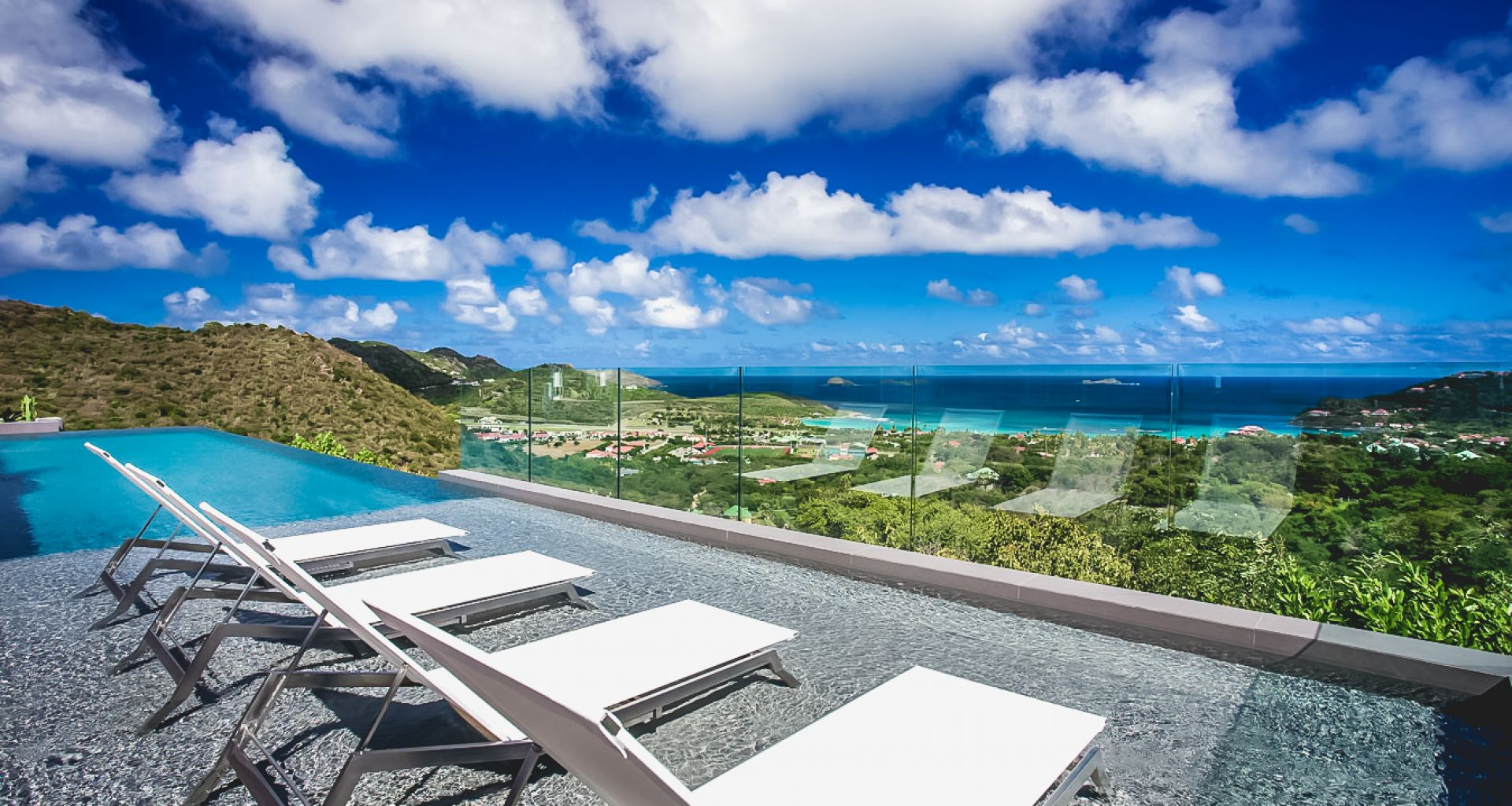 Villa Bastide, St-Barts, Caribbean