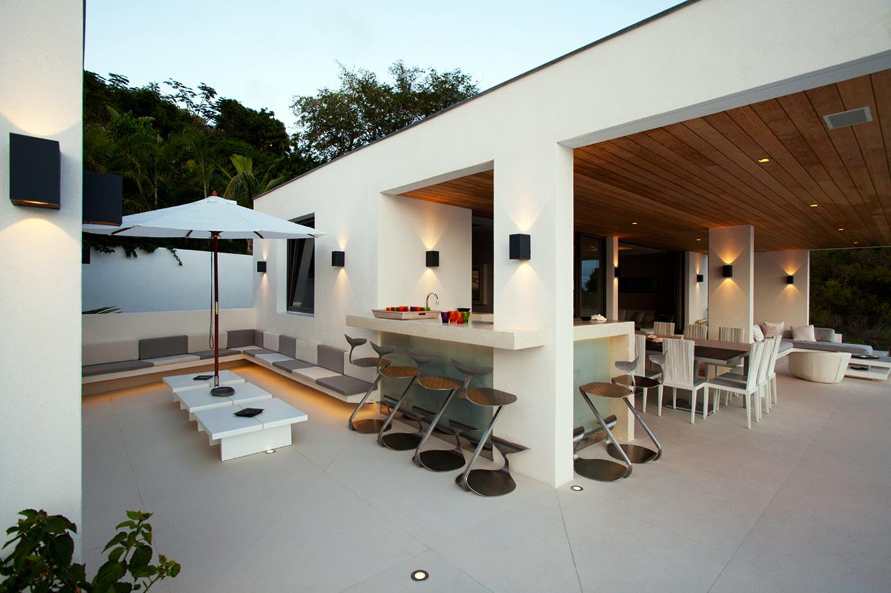Villa Vitti, St-Barts, Caribbean