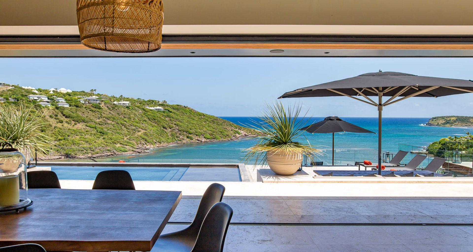 Villa Blackstone, St-Barth