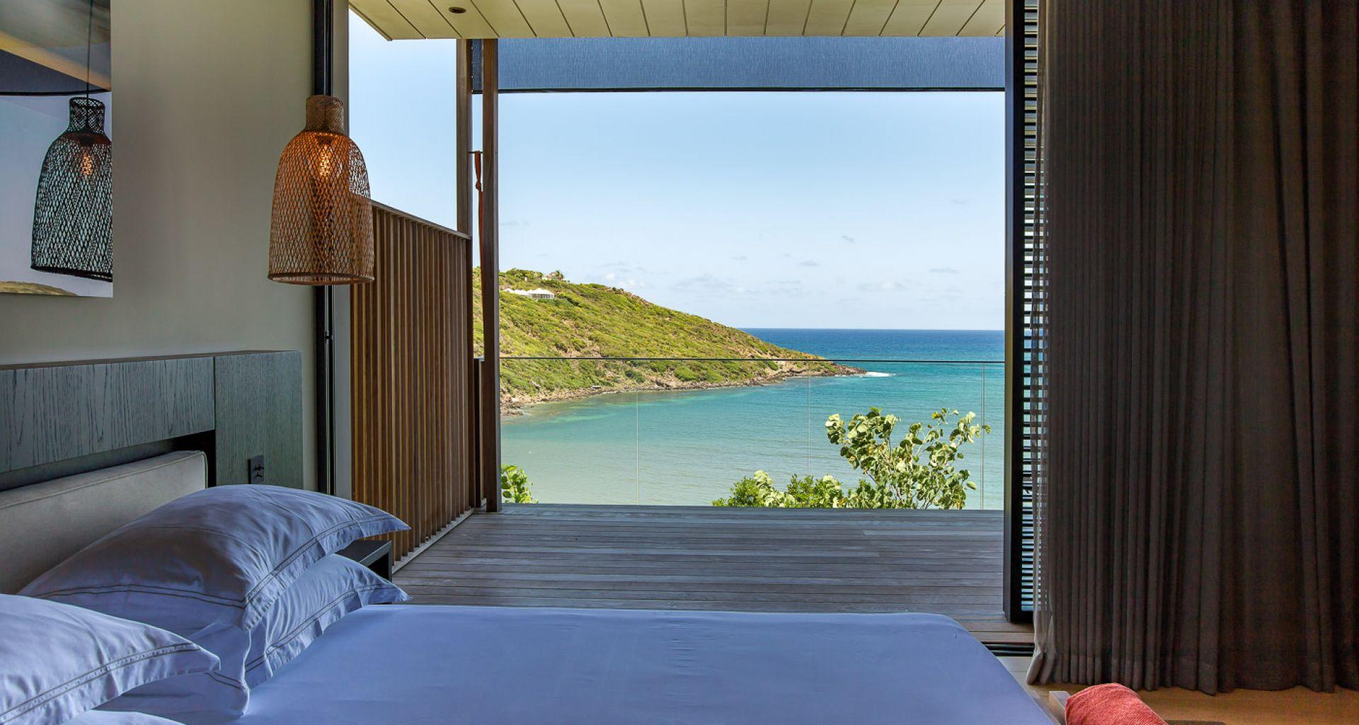 Villa Blackstone, St-Barts, Caribbean