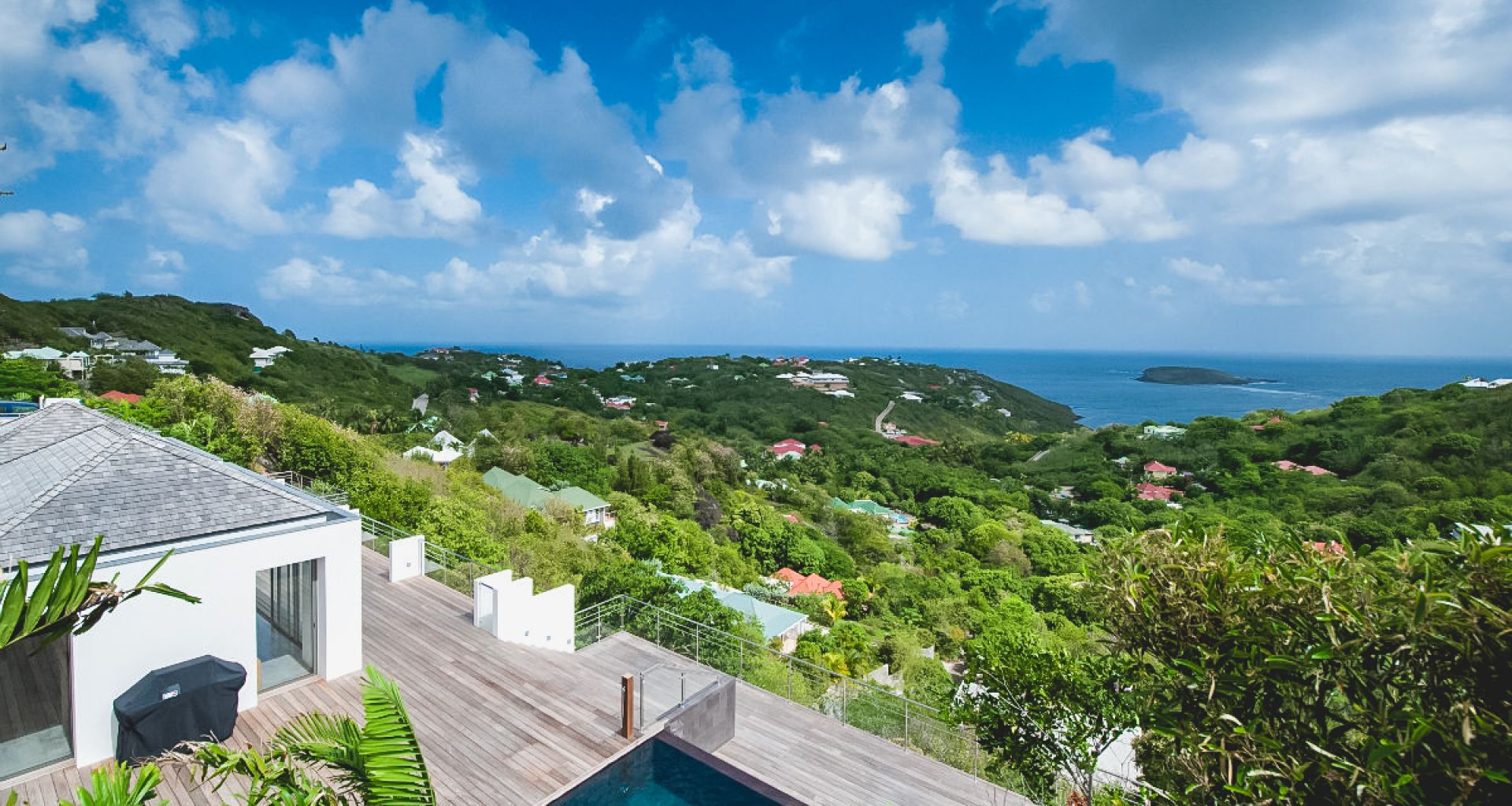 Villa Sol y Mar, St-Barth