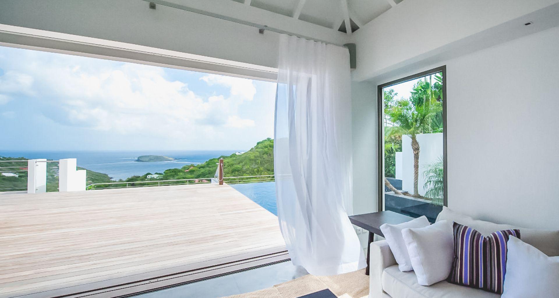 Villa Sol y Mar, St-Barts, Caribbean