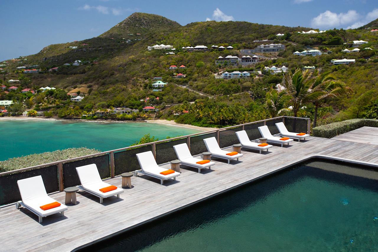 Villa Cosmos, St-Barts, Caribbean
