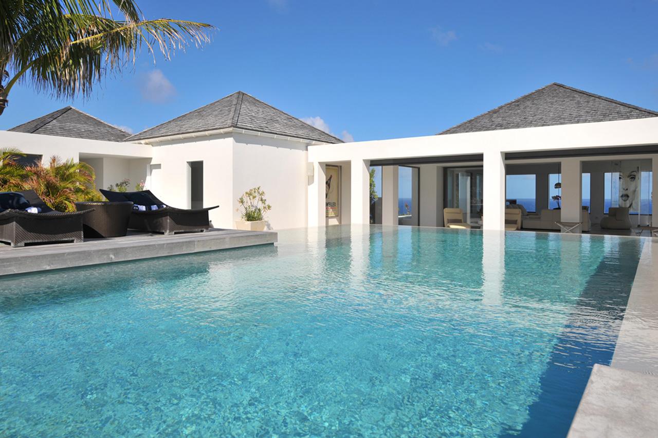 Casa Del Mar, St-Barts Villa Rental, Caribbean