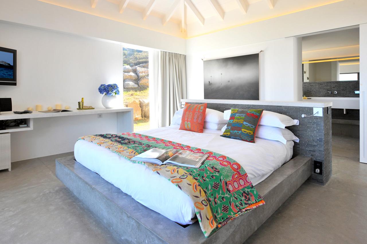casa del mar / st-barts beach villa for rent / casol villas