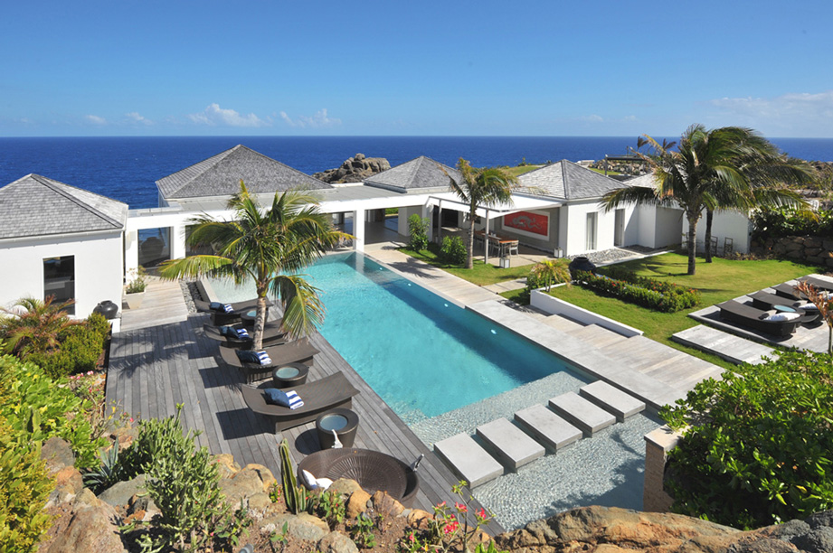 st-barth vacation villas / caribbean / casol villas france
