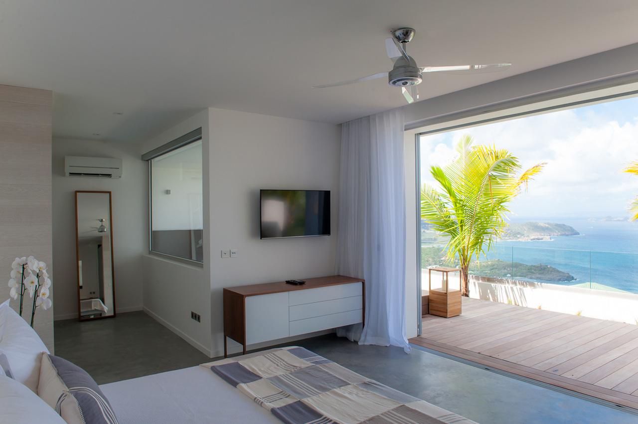 Villa Ginger, St-Barts, Caribbean