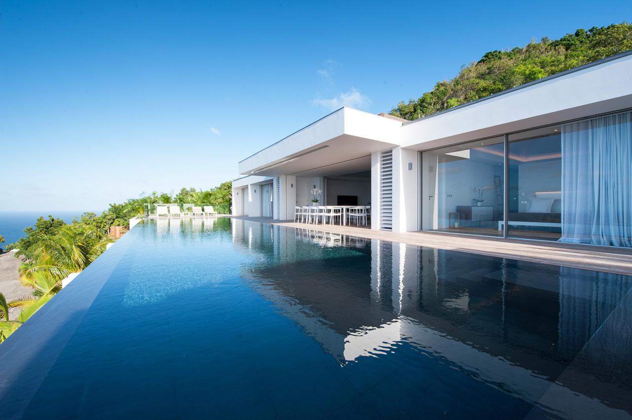 Villa Ginger, Saint-Barth