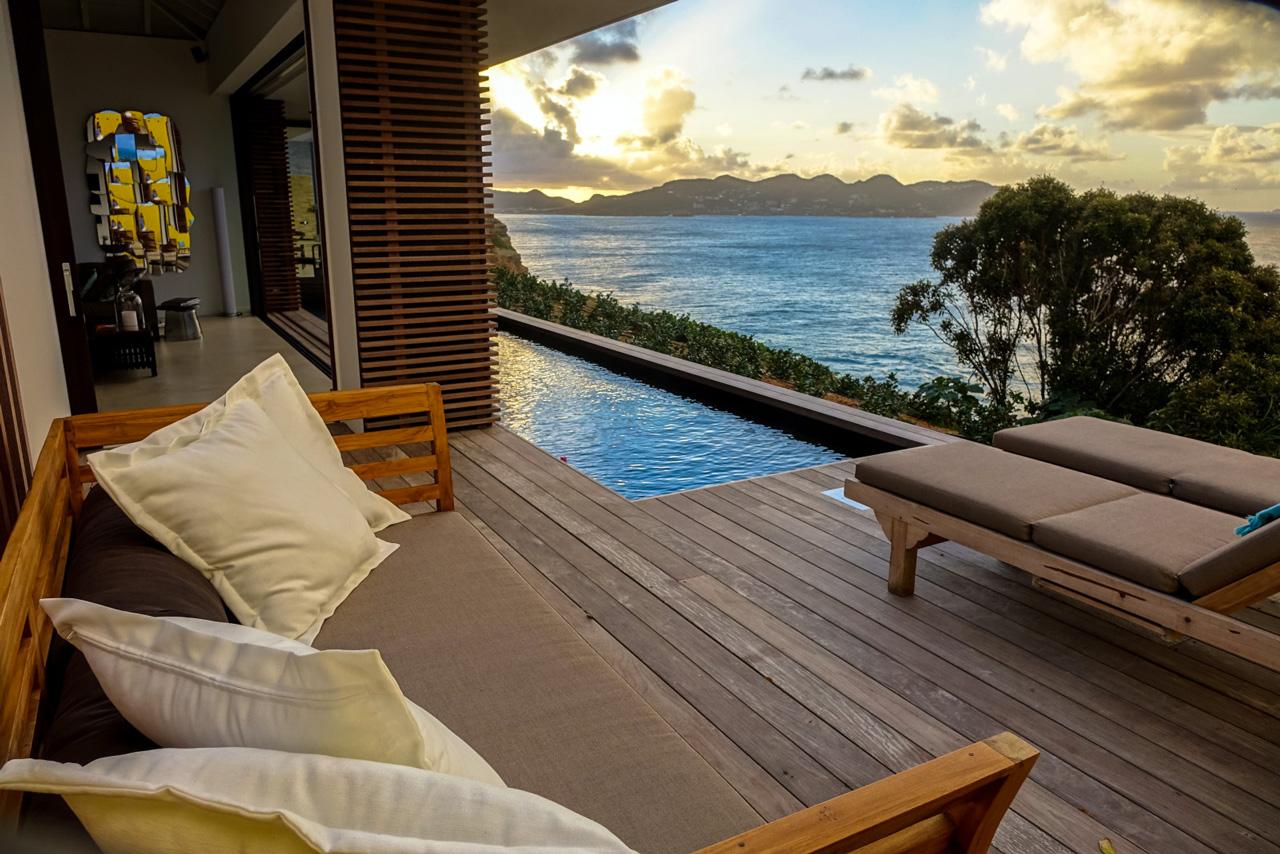 Villa BelAmour, St-Barts, Caribbean