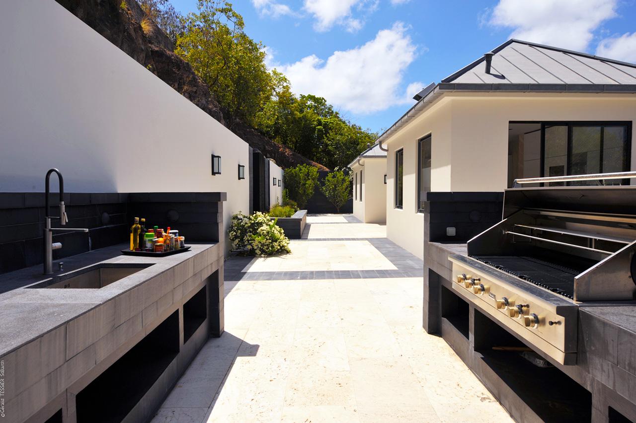 Villa La Petite Sereine, St-Barts, Caribbean