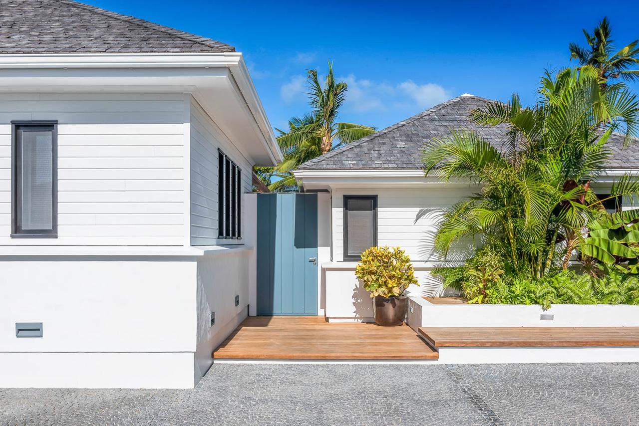 Villa Bom, St-Barts, Caribbean