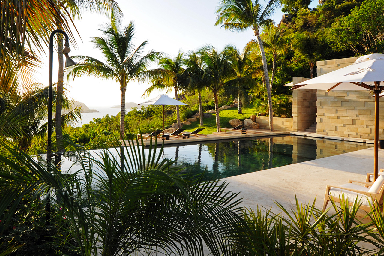 Villa Cheval Noir, St-Barth, Caribbean