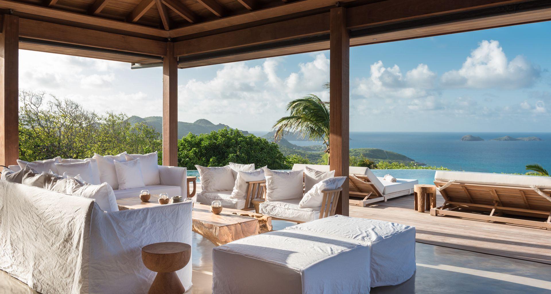 Villa Ixfalia, St-Barts, Caribbean
