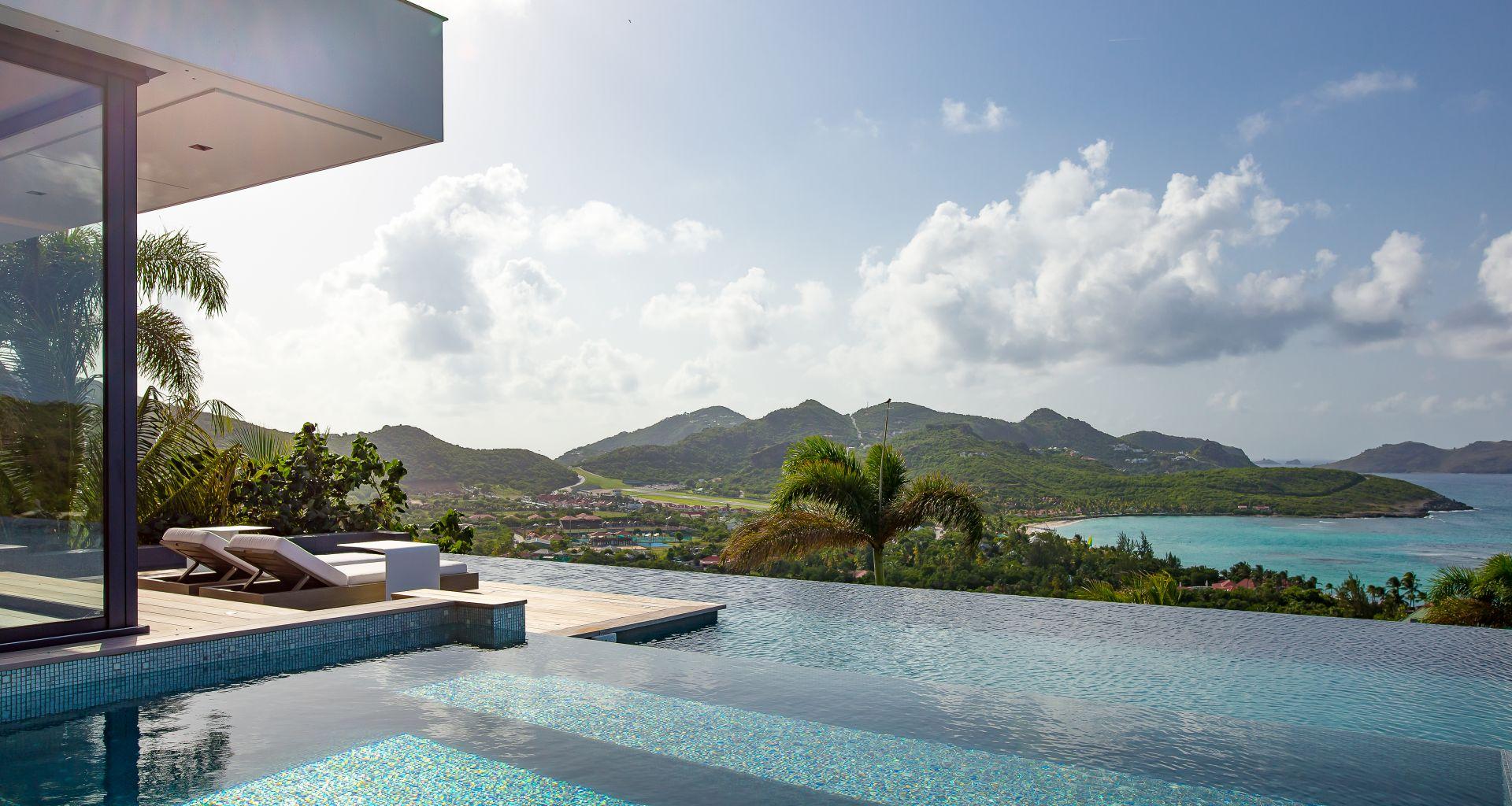 Villa Neo, St-Barts, Caraibes