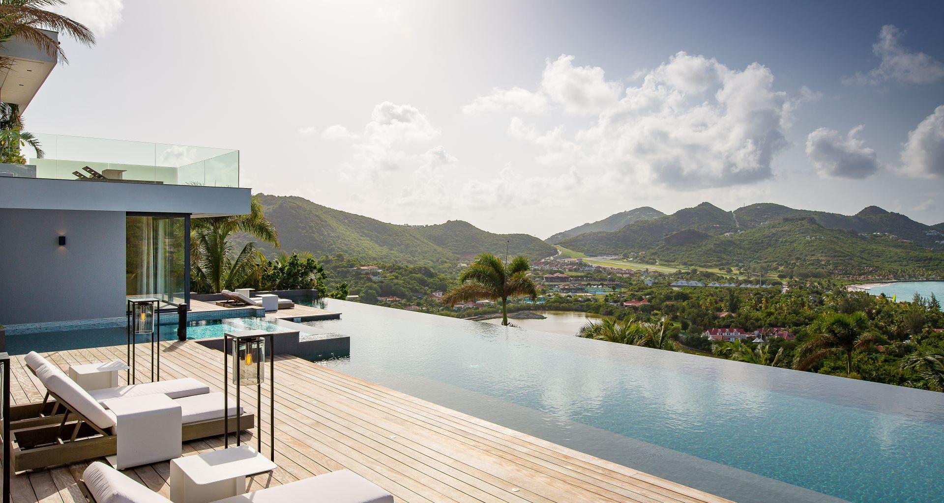 Villa Neo, St-Barts, Caribbean