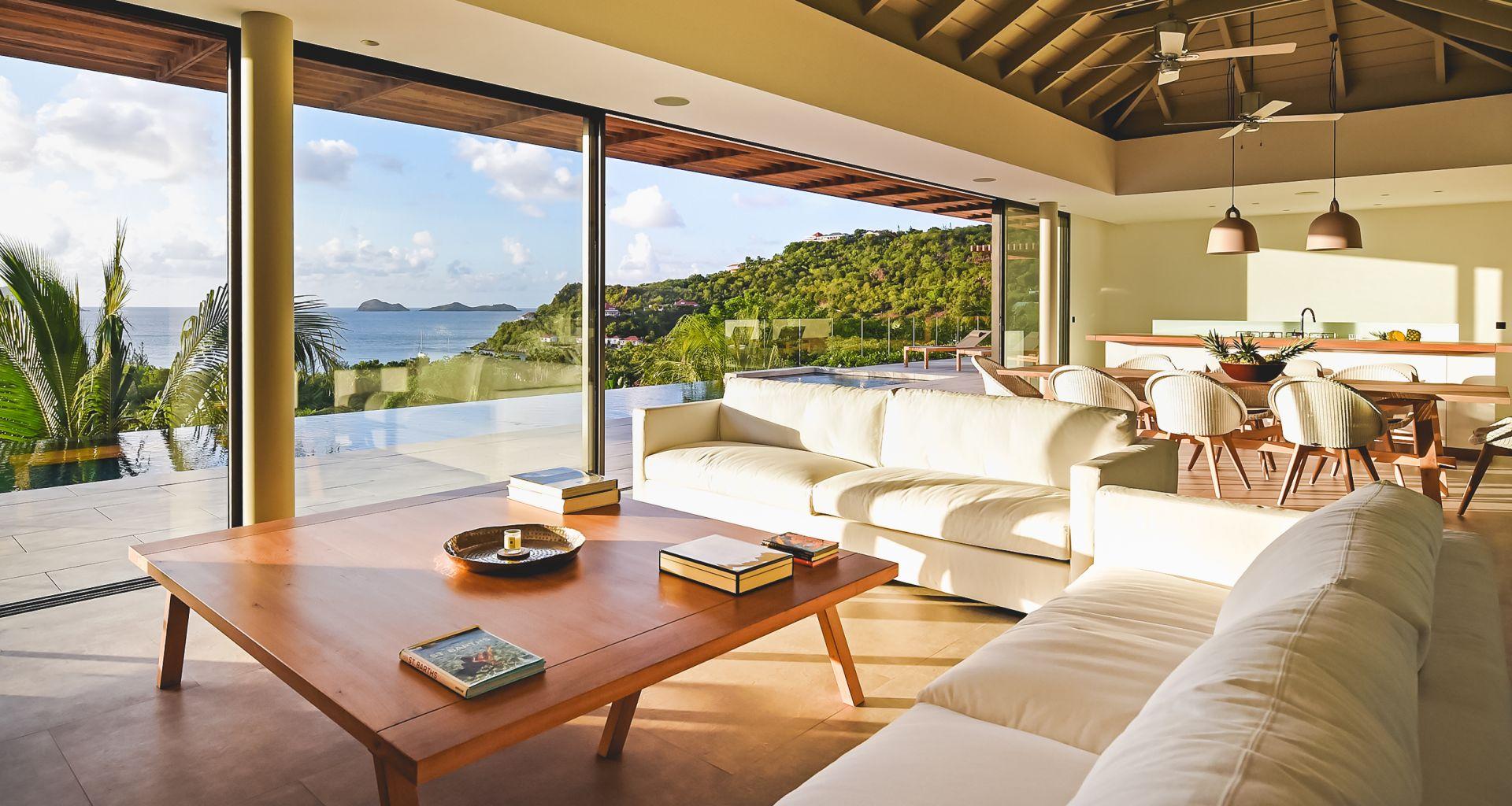 Villa Varuna, St-Barts, Caribbean