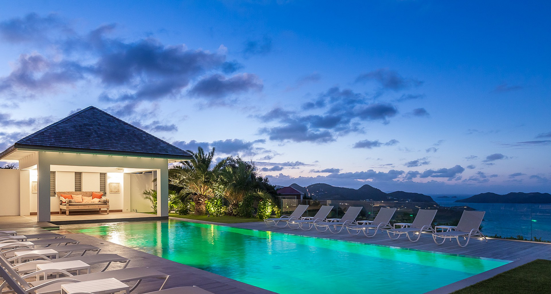 Villa Wine Note, St-Barth