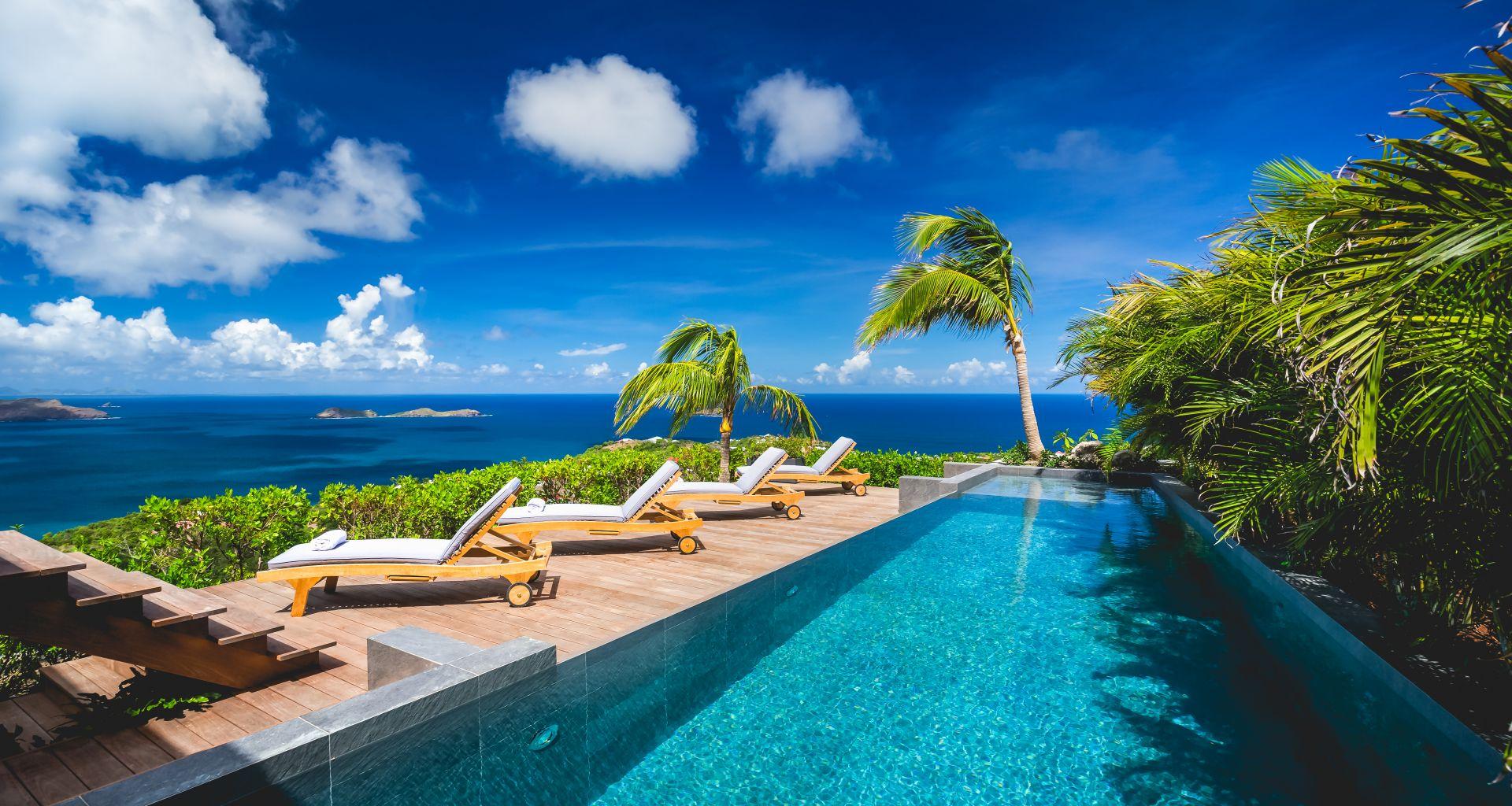 Villa Clementine, St-Barth, Caribbean