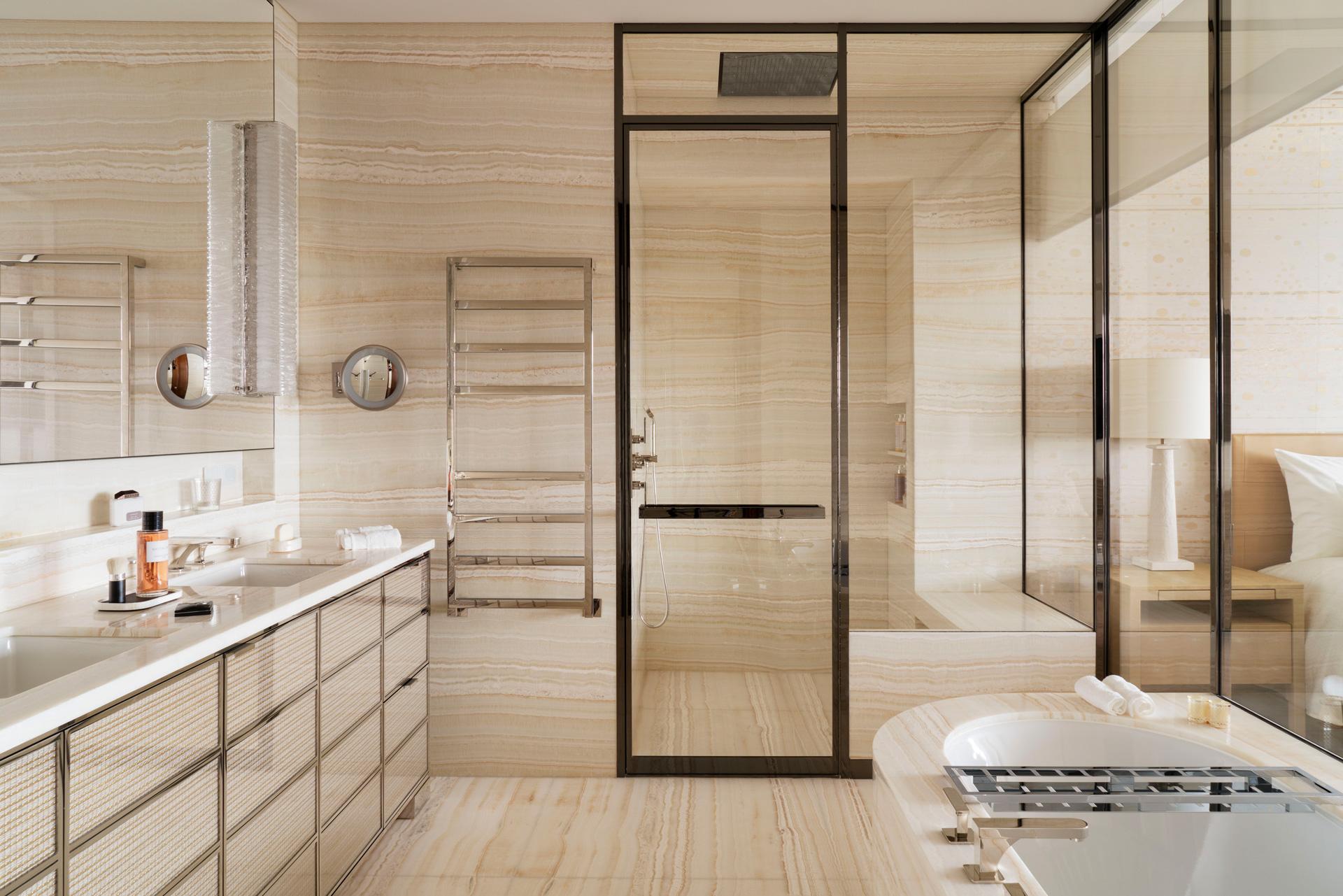 Cheval Blanc Paris, Luxury Hotel France, Suite Seine, Casol