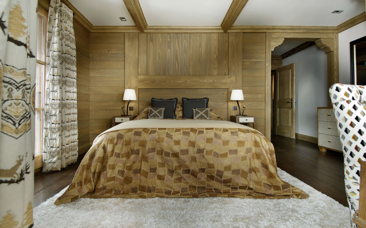 Chalet le Blanchot, Courchevel 1850, France
