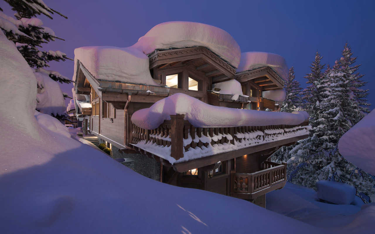 Chalet Coquelicot, Courchevel 1850, France