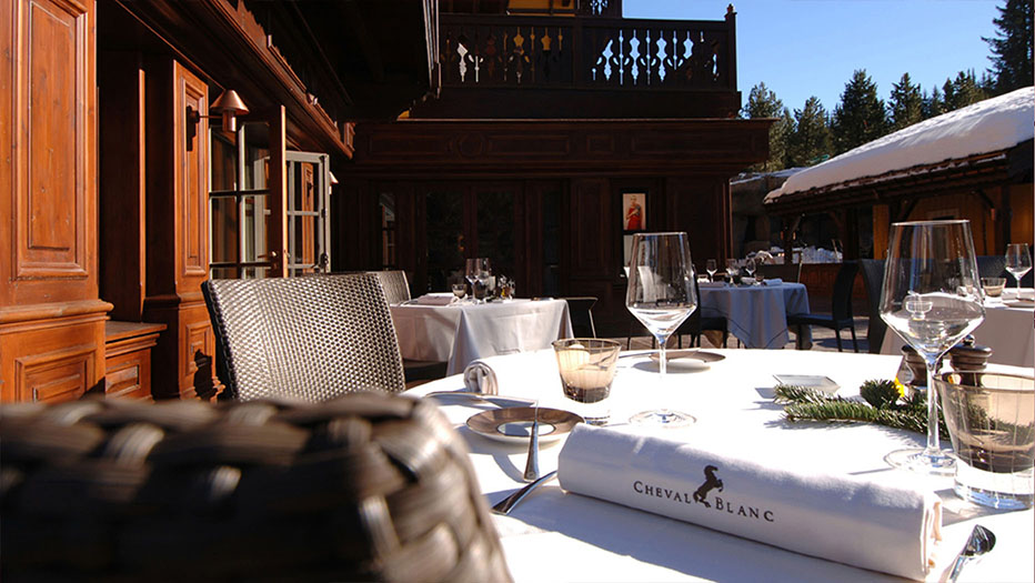 Art Culinaire, Cheval Blanc, Courchevel 1850, France