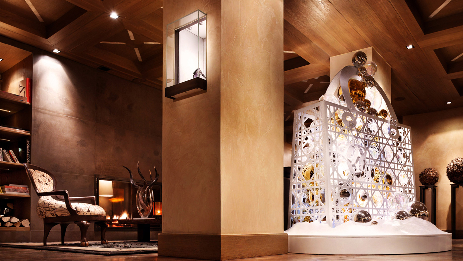 Events, Cheval Blanc, Courchevel 1850, France