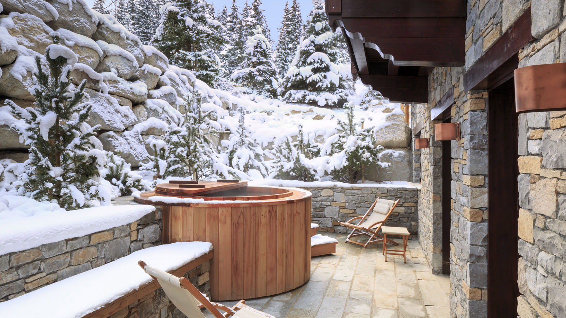 The Chalet, Cheval Blanc, Courchevel 1850, France
