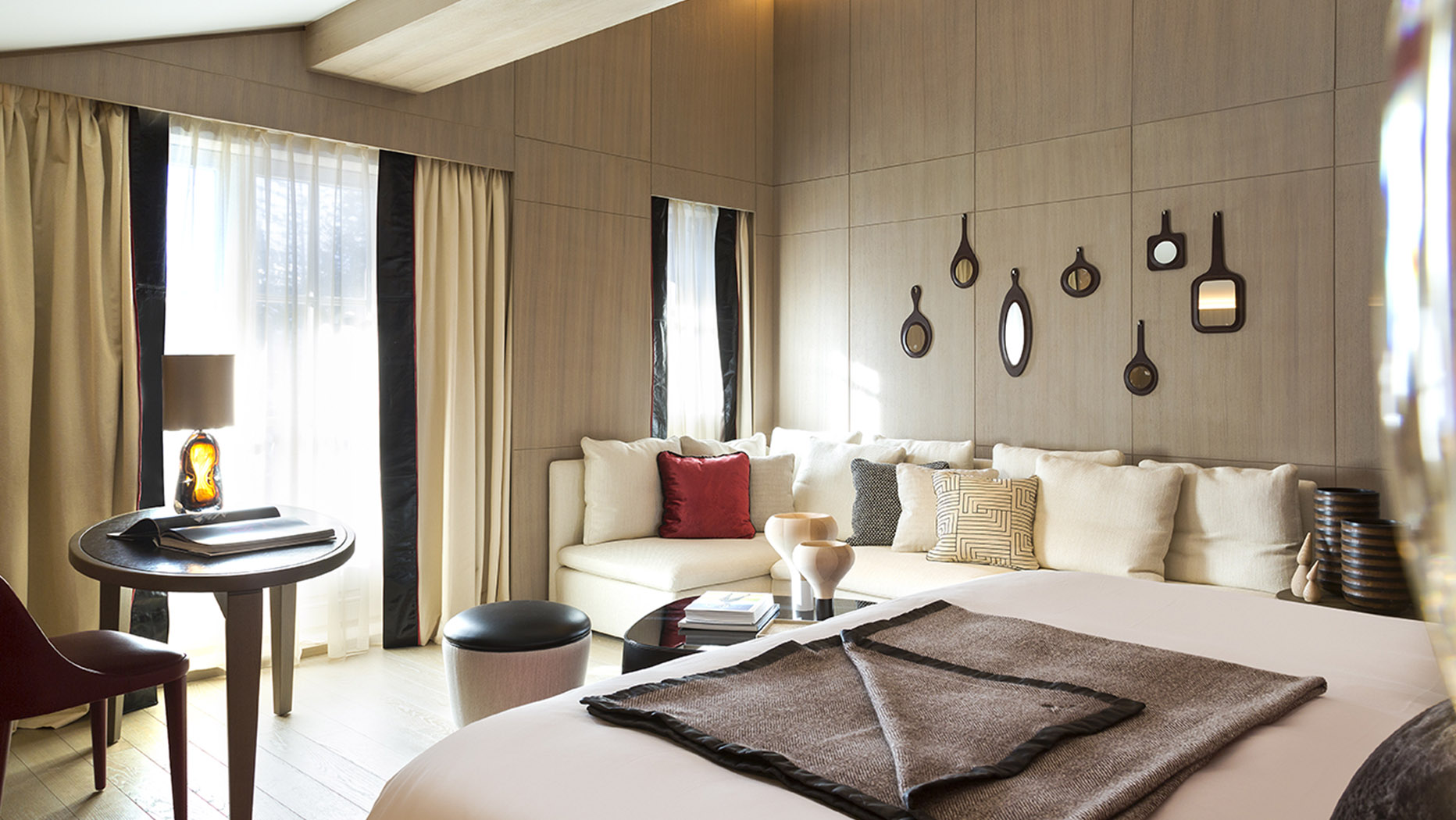Suites, Cheval Blanc, Courchevel 1850, France