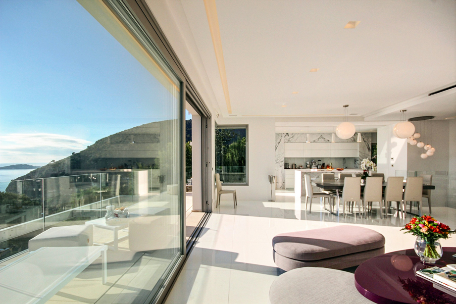 Villa for Rent in Eze sur Mer near Monaco