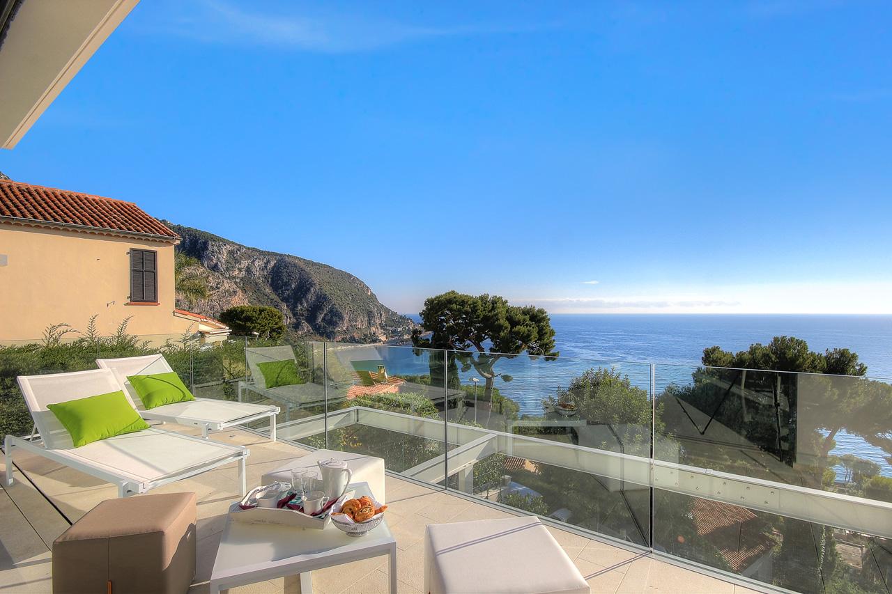 Villa La Mer, Eze, French Riviera, France