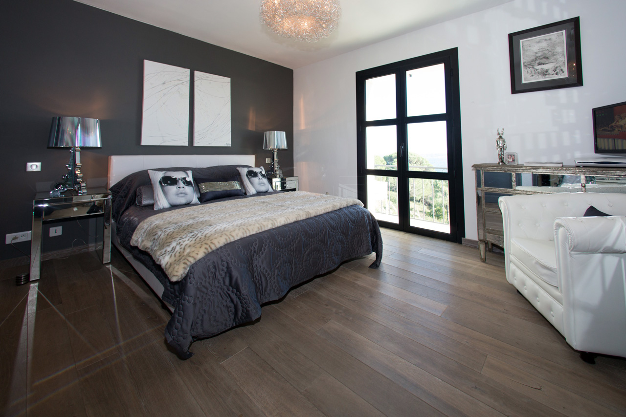 Maison Bedroom Furniture La Maison Blanche Gulf Of St Tropez Casol Villas France