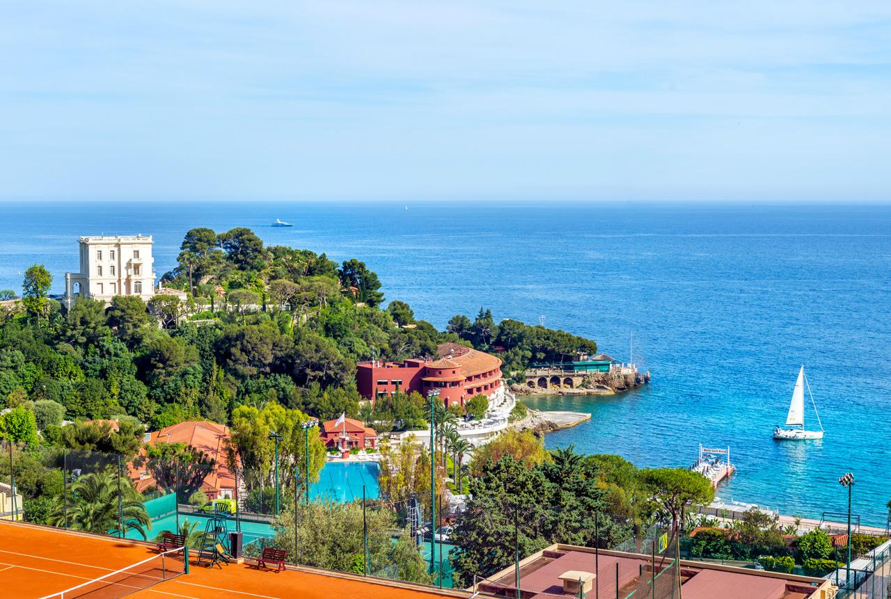 Villa La Vigie, Monaco