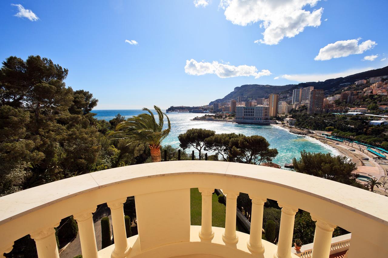 Villa La Vigie Monaco Casol Villas France