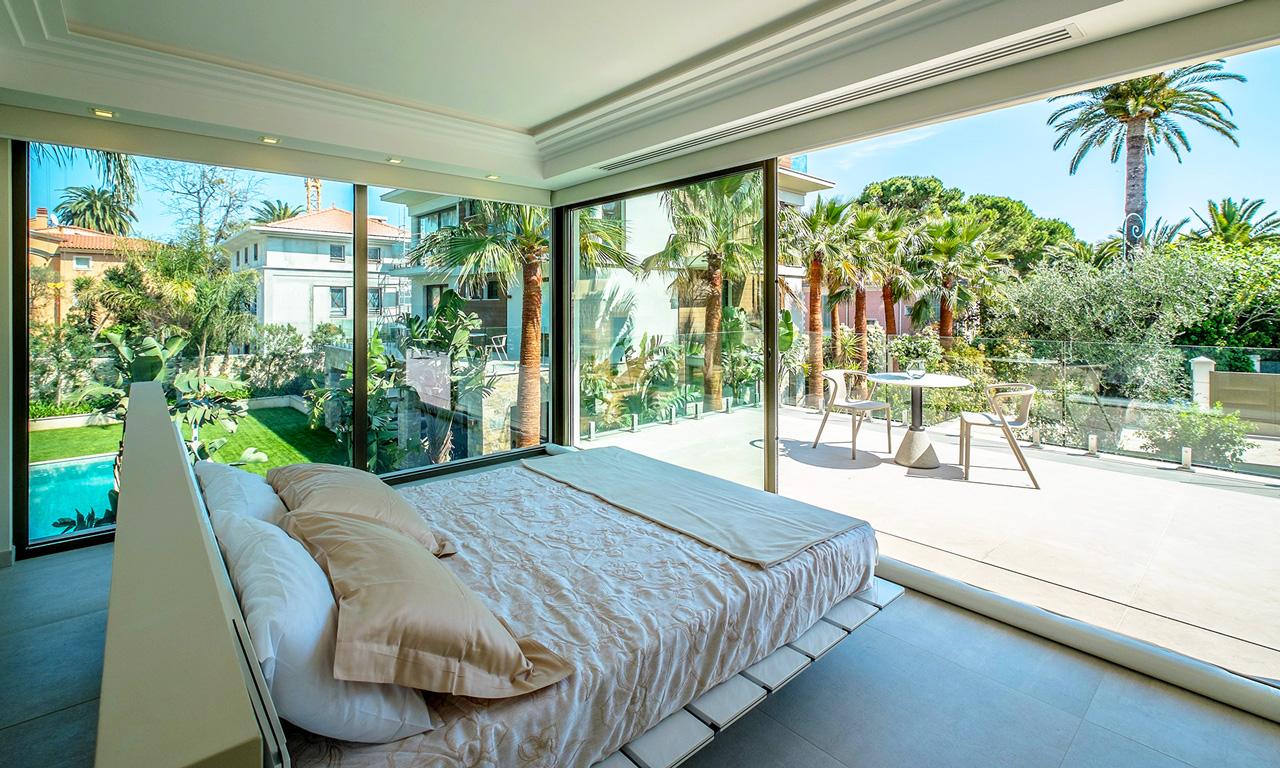 Domaine des Trois Villas, Saint-Jean Cap Ferrat Villa à Louer, French Riviera, France