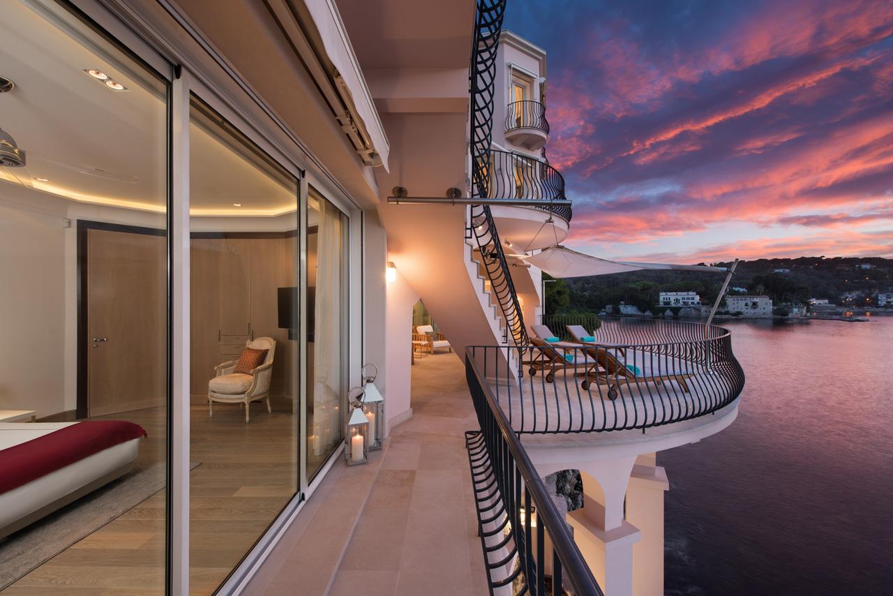 Villa La Gabbia, Saint-Jean Cap Ferrat, French Riviera, France